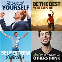 Save money! This bundle contains the Reinvent Yourself session!