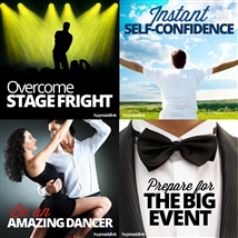 Save money! This bundle contains the Overcome Stage Fright session!
