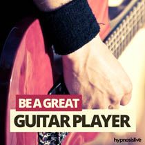 Be a Great Guitar Player Cover