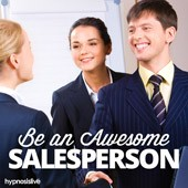Be an Awesome Salesperson Cover