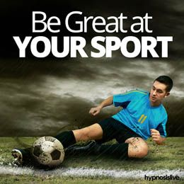 Be Great at Your Sport Cover