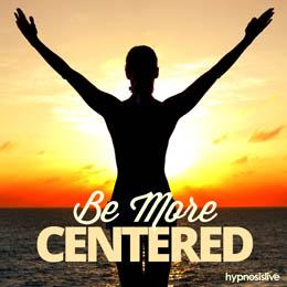 Be More Centered Cover