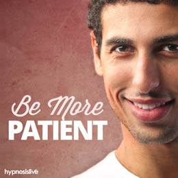 Be More Patient Cover