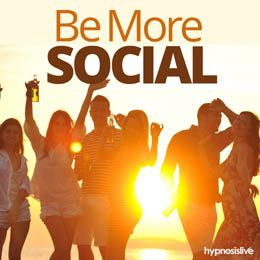 Be More Social Cover