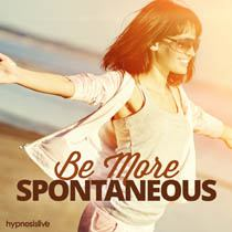 Be More Spontaneous Cover