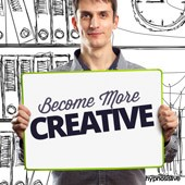 Become More Creative Cover