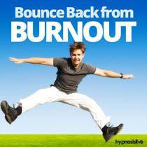 Bounce Back from Burn Out Cover