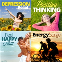 Save money! This bundle contains the Positive Thinking session!