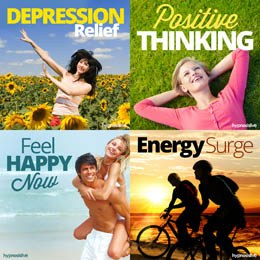 Burst Out of Depression Hypnosis Bundle Image