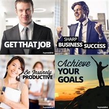 Save money! This bundle contains the Get That Job! session!