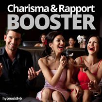 Charisma and Rapport Booster Cover
