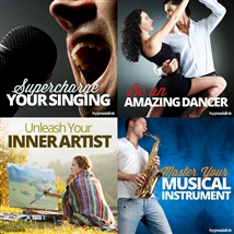 Save money! This bundle contains the Unleash Your Inner Artist session!
