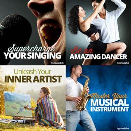 The Creative Person's Hypnosis Bundle Image
