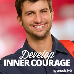 Develop Inner Courage Cover