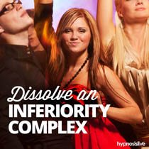 Dissolve An Inferiority Complex Cover