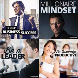 The Entrepreneur's Business Hypnosis Bundle Image