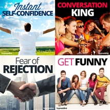 Save money! This bundle contains the Fear of Rejection session!