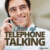 Fear of Telephone Talking Cover