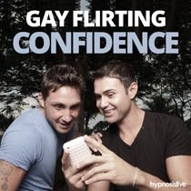 Gay Flirting Confidence Cover