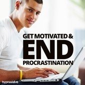 Get Motivated and End Procrastination Cover