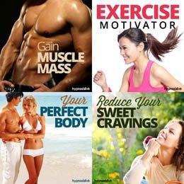 Gym Body Hypnosis Bundle Image