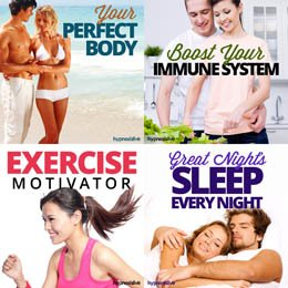 The Healthy with Hypnosis Bundle Image