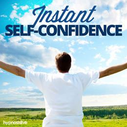 Instant Self-Confidence Cover