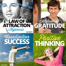 Save money! This bundle contains the Law of Attraction session!