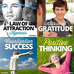 The Law of Attraction Hypnosis Bundle Image