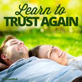 Learn to Trust Again Cover