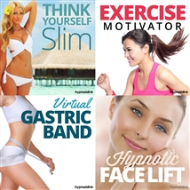 Save money! This bundle contains the Think Yourself Slim session!