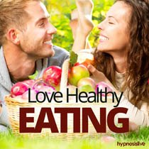 Love Healthy Eating Cover