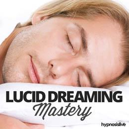 Lucid Dreaming Mastery Cover