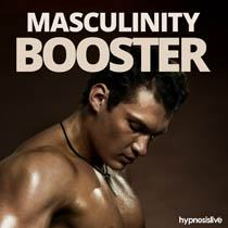 Masculinity Booster Cover