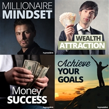 Save money! This bundle contains the Millionaire Mindset session!