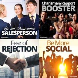 The #1 Salesperson Hypnosis Bundle Image