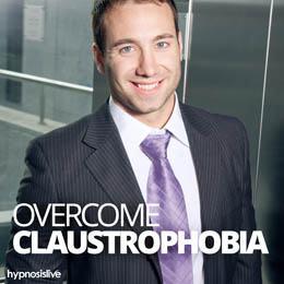 Overcome Claustrophobia Cover