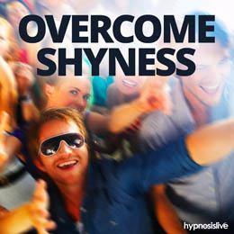 Overcome Shyness Cover