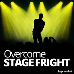 Overcome Stage Fright Cover