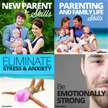 Save money! This bundle contains the Parenting and Family Life Skills session!
