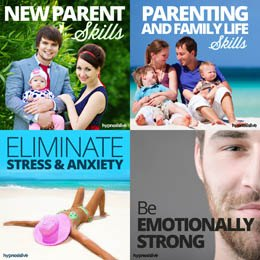 The Perfect Parenting Hypnosis Bundle Image