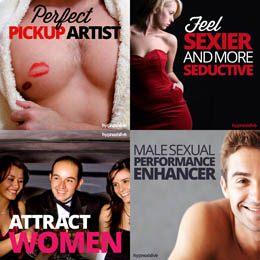 The Pickup Artist Hypnosis Bundle Image