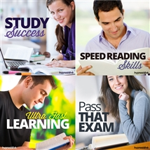 Save money! This bundle contains the Study Success session!