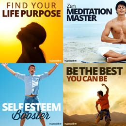 Powerful Self-Growth with Hypnosis Bundle Image