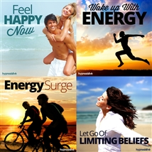 Save money! This bundle contains the Wake Up With Energy session!