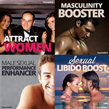 Save money! This bundle contains the Male Sexual Performance Enhancer session!