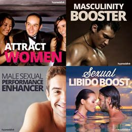 Sexual Hypnosis for Men Image