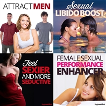 Save money! This bundle contains the Female Sexual Performance Enhancer session!