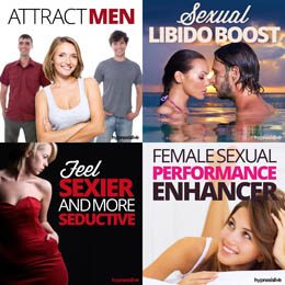 Sexual Hypnosis for Women Image
