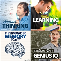 Save money! This bundle contains the Activate Your Genius IQ session!